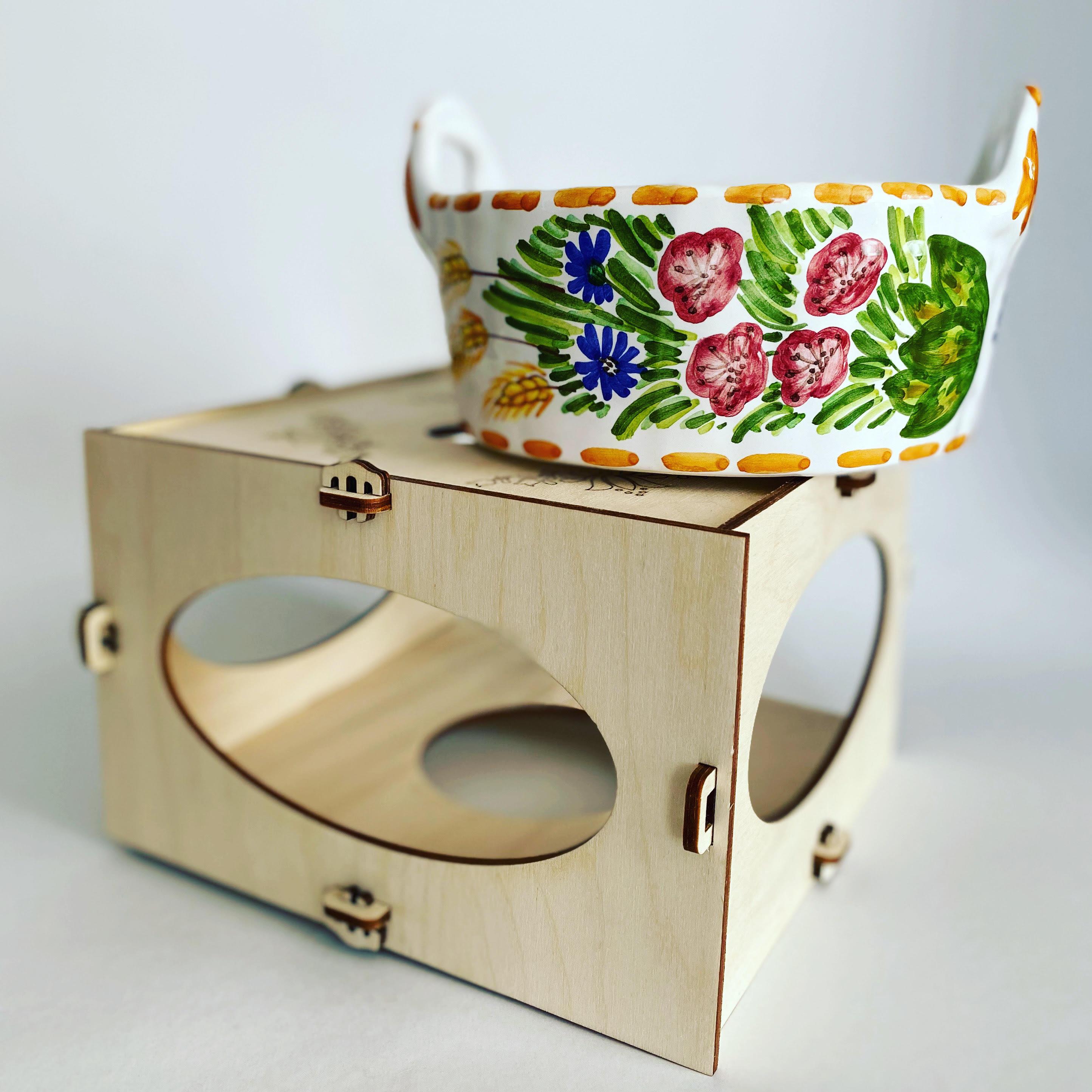 Produse din ceramică de la Corund